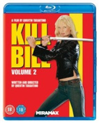 Kill Bill: Volume 2 [Region 2] [Blu-ray]