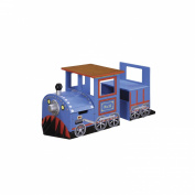 Teamson Kids - Children's Train Writing Table