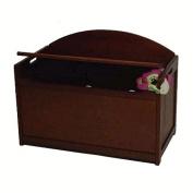 Lipper 598E Toy Chest Espresso for the HomeKids Room Furniture