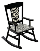 Levels Of Discovery Wild Side Rocker - Black and Ivory