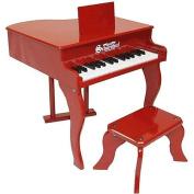 Schoenhut 30 Key Fancy Baby Grand Piano