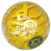 Graffiti Sky Ball - Yellow