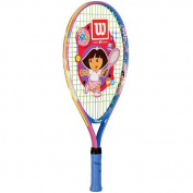 Wilson 19 inch Junior Tennis Racquet - Dora the Explorer