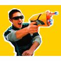 Nerf Dart Tag Sharp Shoot Blaster