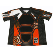 Nerf Dart Tag Tournament Orange Jersey - Size Small