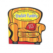 Armchair Puzzlers Book - Overstuffed Baffling Puzzlers