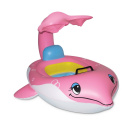 Poolmaster Dolphin Baby Seat with Top
