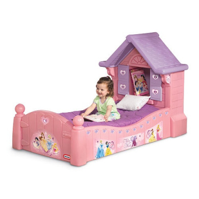 Little Tikes Disney Princess Toddler Bed By Little Tikes