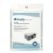 BugZip Medium Bed-Bug Resistant Suitcase and Clothing Encasement