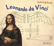Leonardo Da Vinci Coloring Book