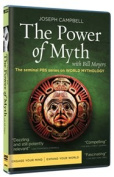 Power of Myth - Joseph Campbell With Bill Moyers [Region 2]