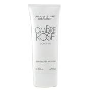 Ombre Rose LOriginal Body Lotion, 200ml/6.7oz