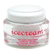 Age-Less Skincare by Freeze 24/7 Ice Cream Double Scoop Intensive Anti-Ageing Moisturiser r 50g