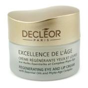 Decleor Excellence De L'Age Regenerating Eye and Lip Cream 15ml