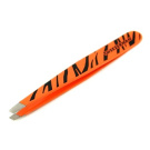Slant Tweezer ( Pattern Prints ) - Animal Print/ Tiger, -