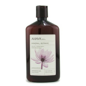 Mineral Botanic Velvet Cream Wash - Lotus Flower & Chestnut ( Sensitive Skin ), 500ml/17oz