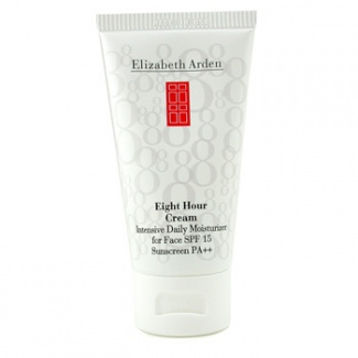 Eight Hour Cream Intensive Daily Moisturizer For Face SPF15 PA++, 49g/1.7oz