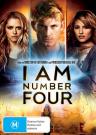 I Am Number Four [Region 4]