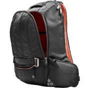 "Everki Beacon 18.4"" Gaming Backpack, Black w/ultra-soft padded laptop compartment, designed for"