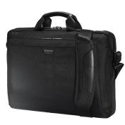 """Everki EKB417BK18 Lunar Laptop Bag - Briefcase, Fits Up to 18.4"""" Laptop, Black"""
