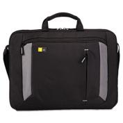 "Laptop Attache, Fits 16"", 16-1/4 x 2-8/10 x 13"" Nylon, Black"