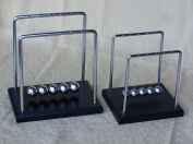 Balance Balls (Newton's Cradle) Wood Base Med