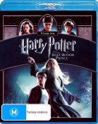 Harry Potter and the Half-Blood Prince [Region B] [Blu-ray]