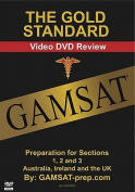 Gold Standard GAMSAT Preparation DVD for Section 1, 2, 3  [Audio]