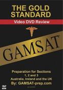 Gold Standard GAMSAT Preparation DVD for Section 1, 2, 3  [Audio]