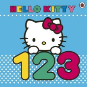 Hello Kitty: 123 [Board book]