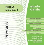 NCEA Level 1 Physics Study Cards