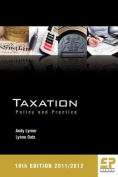 Taxation: Policy & Practice