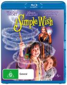 A Simple Wish [Region B] [Blu-ray]