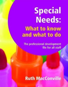 Special Needs What to Know and What to Do