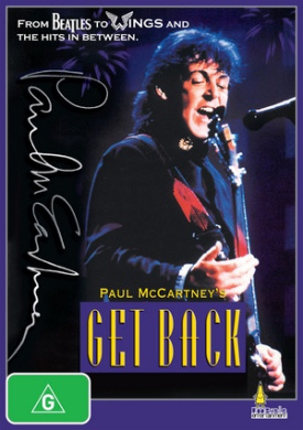 Get Back - Paul McCartney