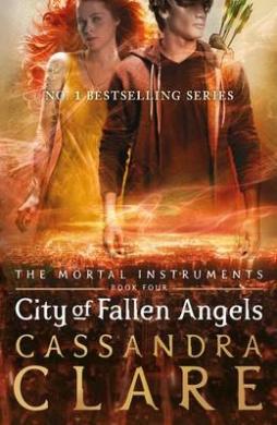 City of Fallen Angels, The Mortal Instruments #4
