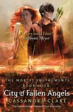 City of Fallen Angels, The Mortal Instruments #4
