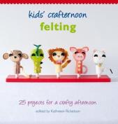 Kids' Crafternoon Felting