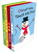 Seasonal Slipcase (Bright Baby Touch and Feel) [Board book]