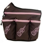 Nappy Dude Guitar Nappy Diva Bag