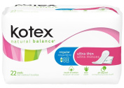 Kotex Ultra Thin Pads - 22 Ct.