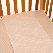 Koala Baby Deluxe Plush Sheet Saver - Pink