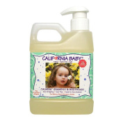 California Baby Calming Shampoo & Body Wash - 520ml