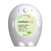Method Squeaky Green Bubble Bath - 300ml