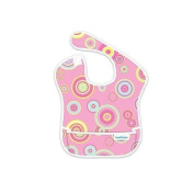 Bumkins Waterproof Pink Fizz Super Bib