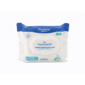 Mustela High Tolerance Face Wipes