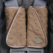 Reversible Strap Covers - Khaki - JJ Cole Collections