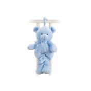 Gund My 1st Teddy Musical Pullstring - Blue