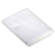 Carter's Keep Me Dry Flannel Crib Pad - White