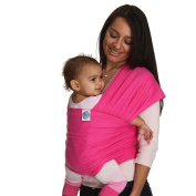 Moby Wrap Baby Carrier - Fuchsia